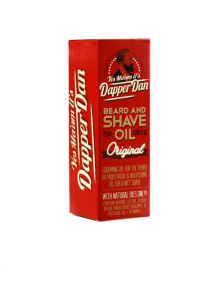 Dapper Dan Beard and Shave Oil