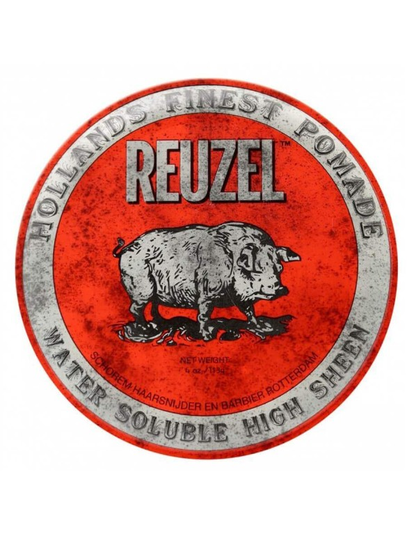 Rote Reuzel Pomade, HIGH SHEEN