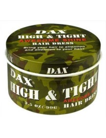 DAX High & Tight Awsome...
