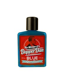 Dapper Dan Aftershave Blau