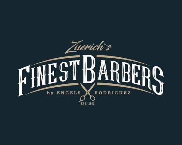 Logo Zürich's finest Barbers